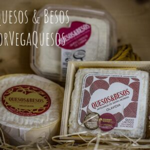 Pack Quesos & Besos